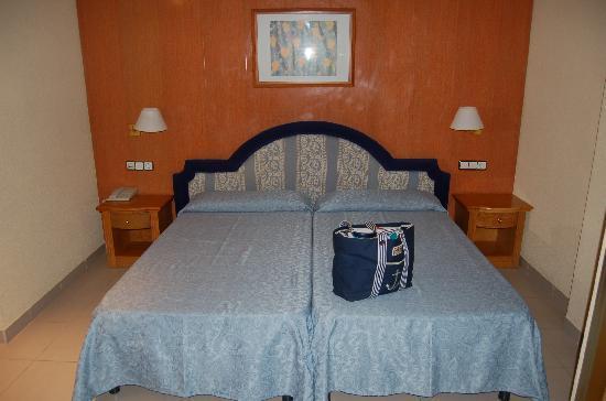 HSM S'Olivera: bed