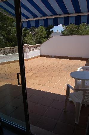 HSM S'Olivera: balcony
