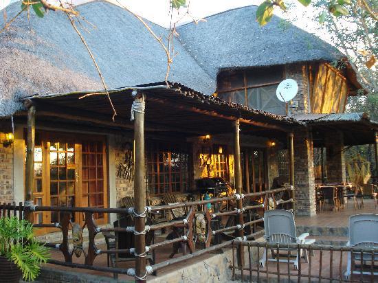 Khaya Umdani Guest Houses: Guest House view