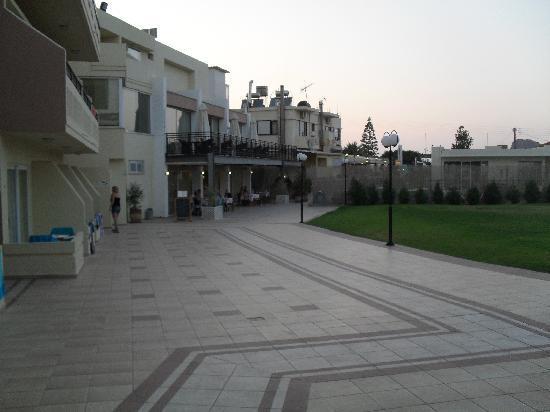 Ξενοδοχείο Atrion: Hotellområde