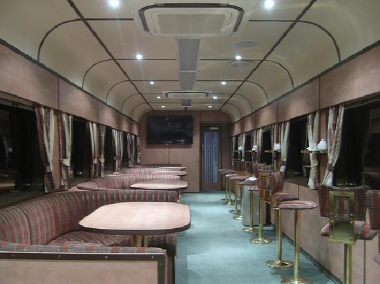 Premier Classe Train: Bar