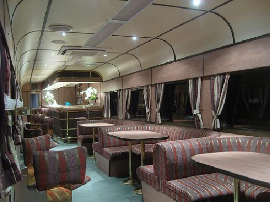 Premier Classe Train: Bar