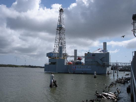 Ocean Star Offshore Drilling Rig & Museum: Ocean Star