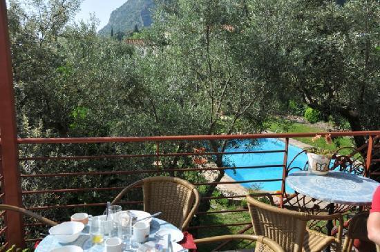 Byzantion Hotel : Breakfast