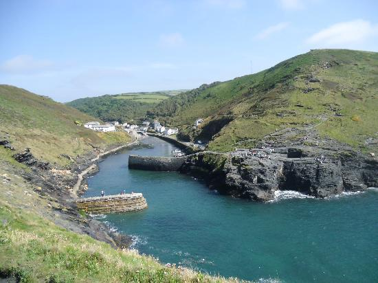 The Riverside: Stunning Boscastle