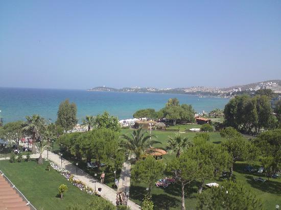 Batihan Beach Resort & Spa: view from room