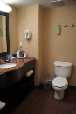 Hampton Inn & Suites Carson City: Bad