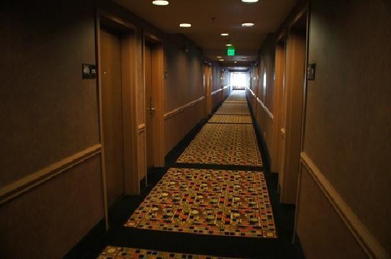 Hampton Inn & Suites Carson City: Hotelflur