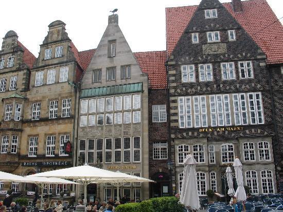Бремен, Германия: Bremen Zentrum