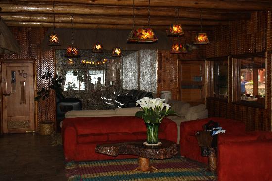 Hosteria Cabanas del Lago : lounge