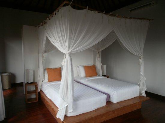 Villa Vanilla Bali: bedroom 2 upstairs