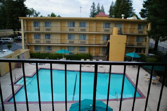 La Quinta Inn Sacramento Downtown: Pool