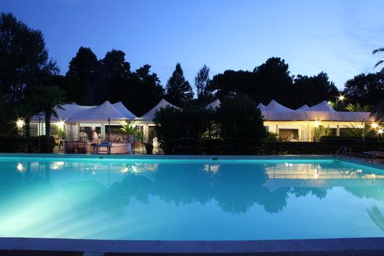 Cinquale, Italia: Piscina