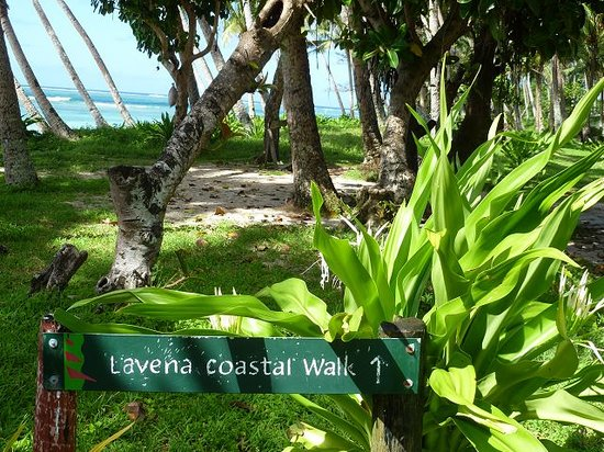 ‪Lavena Coastal Walk‬