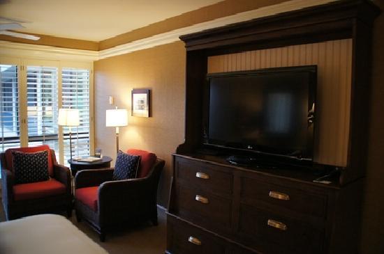 Portola Hotel & Spa at Monterey Bay: Zimmer