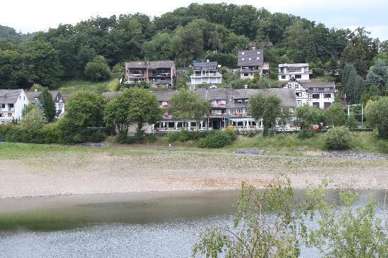 Hotel Paulushof: Die Umgebung vor dem Hotel