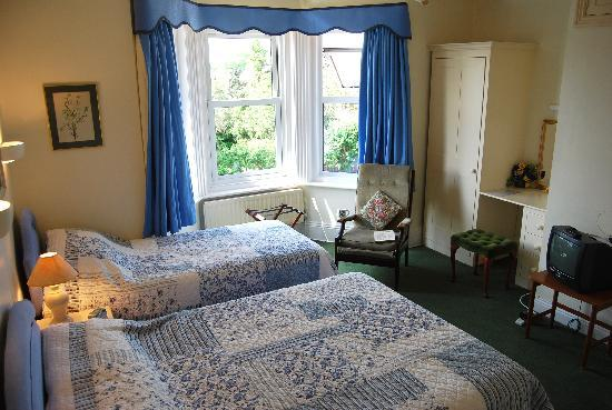 Farthings B & B: Guest Room Sovereign