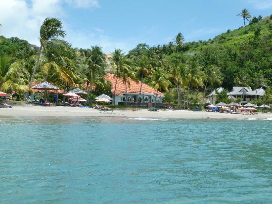 BodyHoliday Saint Lucia: The BodyHoliday beach 1