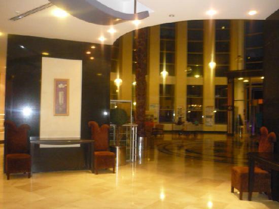 Pineta Park: reception