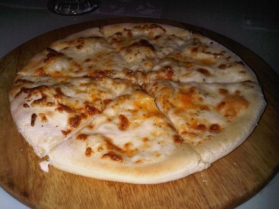 Il Tetto: Garlic Bread