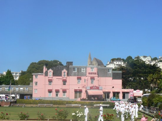 Photo of Hotel Kistor Torquay