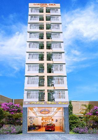 Kết quả hình ảnh cho golden sea hotel nha trang