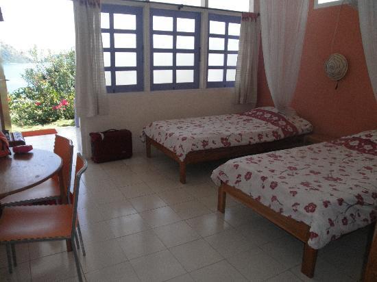 Golo Hilltop Hotel & Restaurant: bungalow