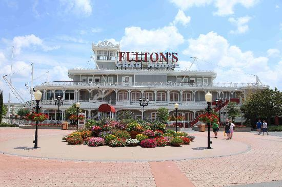 Fulton's Crab House - Picture of Fulton's Crab House ...