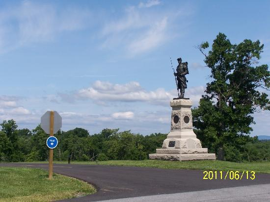 Antietam National Battlefield: Monument