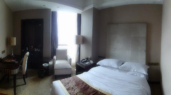 Xiangjiangwan Hotel: Another view of the room