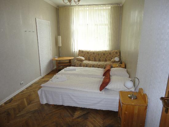 Guesthouse Jakob Lenz: Zimmer 2. Stock