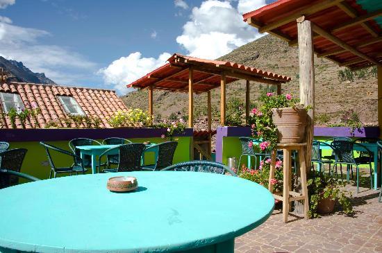 Ulrike's Cafe: Roof terrace views