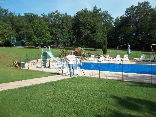 Le Phenix : la piscine