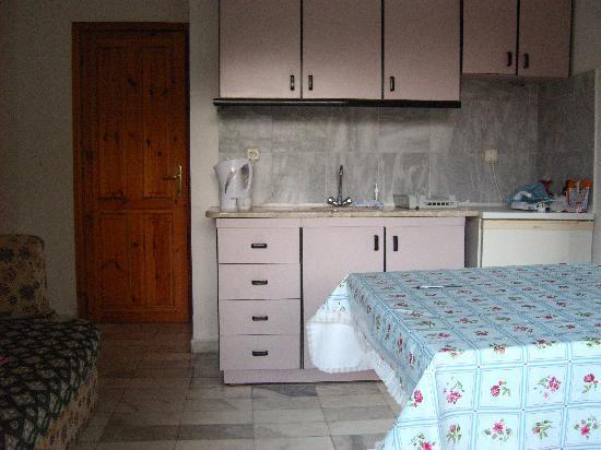 Castle Apartments: Kitchen