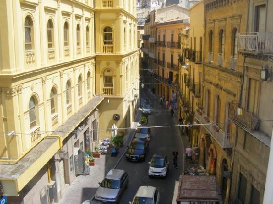 via Atenea - Agrigento
