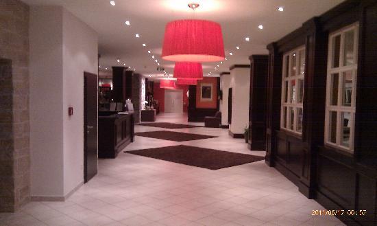 Rilano Resort Steinplatte: Lobby