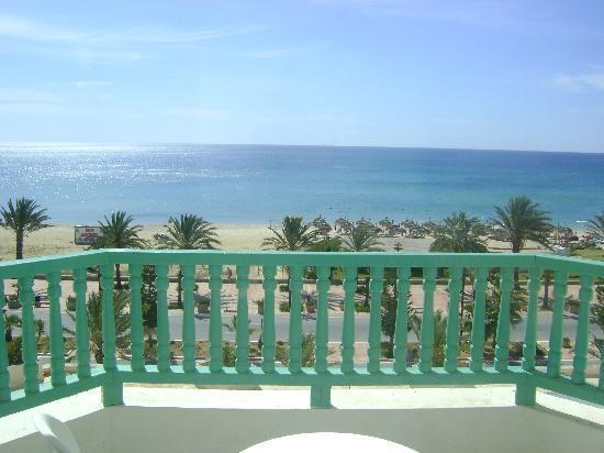 El Mouradi Hammamet : view from room
