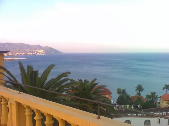 Hotel Ulivo: Il mare dalla terrazza