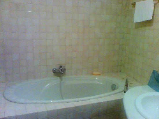 Hotel Ulivo: Il bagno