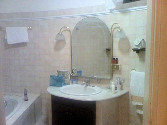 Hotel Ulivo : Il bagno