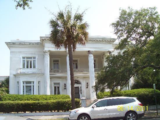 Ed Grimball's Walking Tour of Historic Charleston: HoB