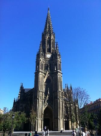 Parte Vieja : Cathedral