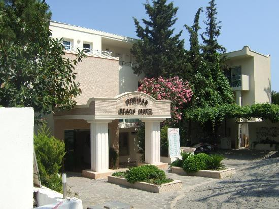 Turihan Hotel: your welcome