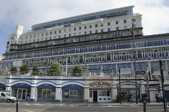 Park Inn By Radisson Palace Southend On Sea Front Side