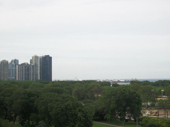 BEST WESTERN Grant Park Hotel: View from 904