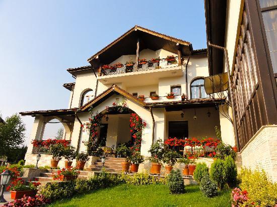 Casa Domneasca : Aussenansicht