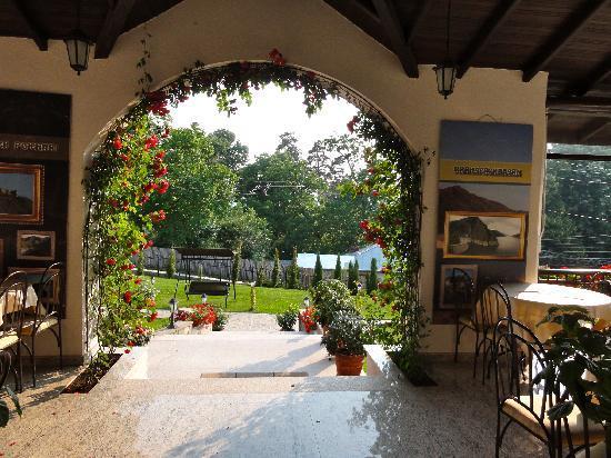 Casa Domneasca : Blick nach draussen