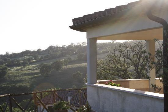 Agriturismo La Meria: view