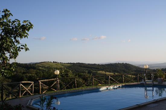 Agriturismo La Meria: pool