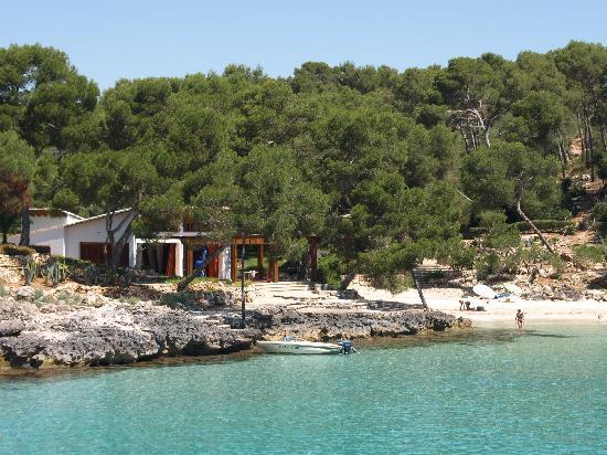 Inturotel Cala Esmeralda: The view was so perfect